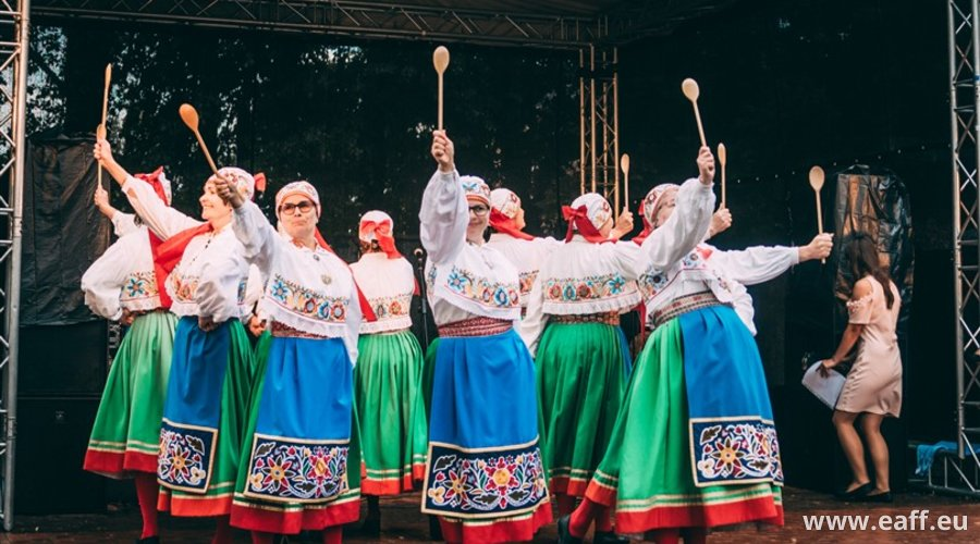 International Music, Folk And Dance Festival