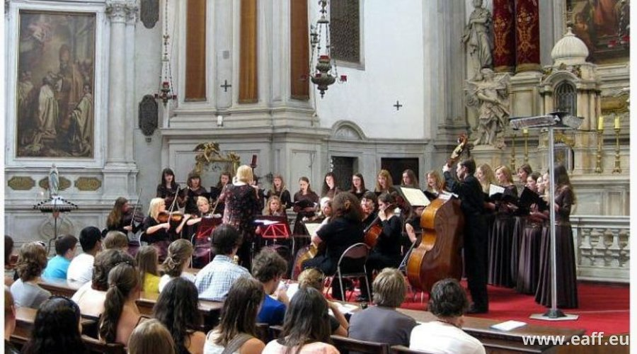 11th International festival of choirs and orchestras in Venice and