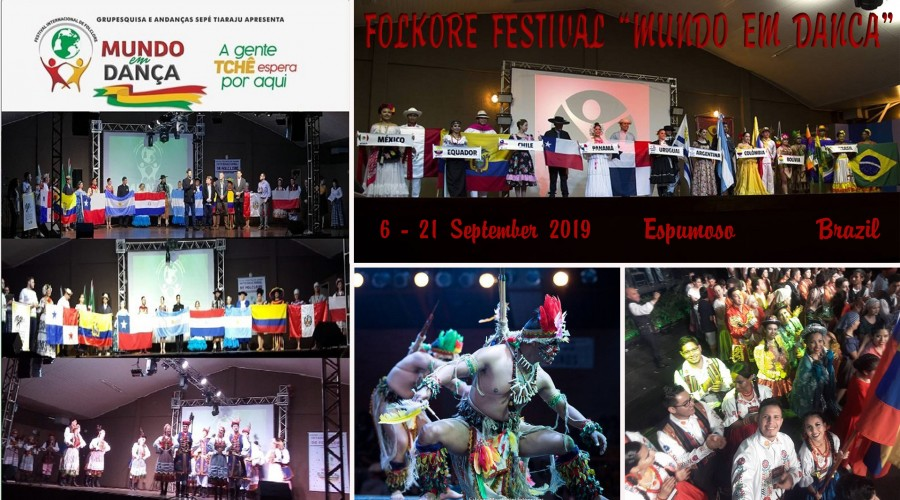 Brazilian folk fiesta awaits you in September | EAFF - European